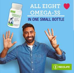 Neolife Omega 3 Salmon Oil
