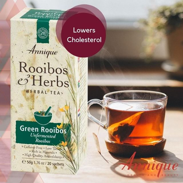 Annique Green Rooibos Tea