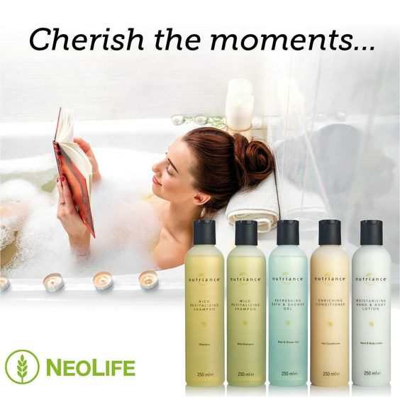 Neolife Nutriance Hair & Body