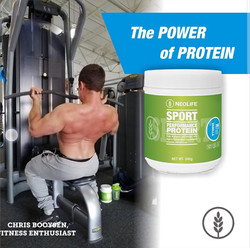 Neolife Sport Perfomance Protein Shake w