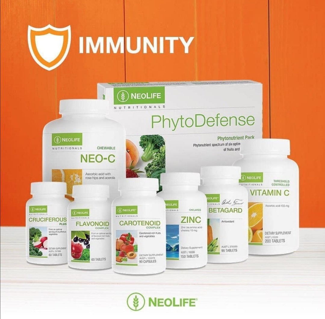 Neolife Nutritionals to boost your immunity www.onlinehealtstore.co.za