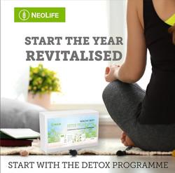 Neolife Detox Kit