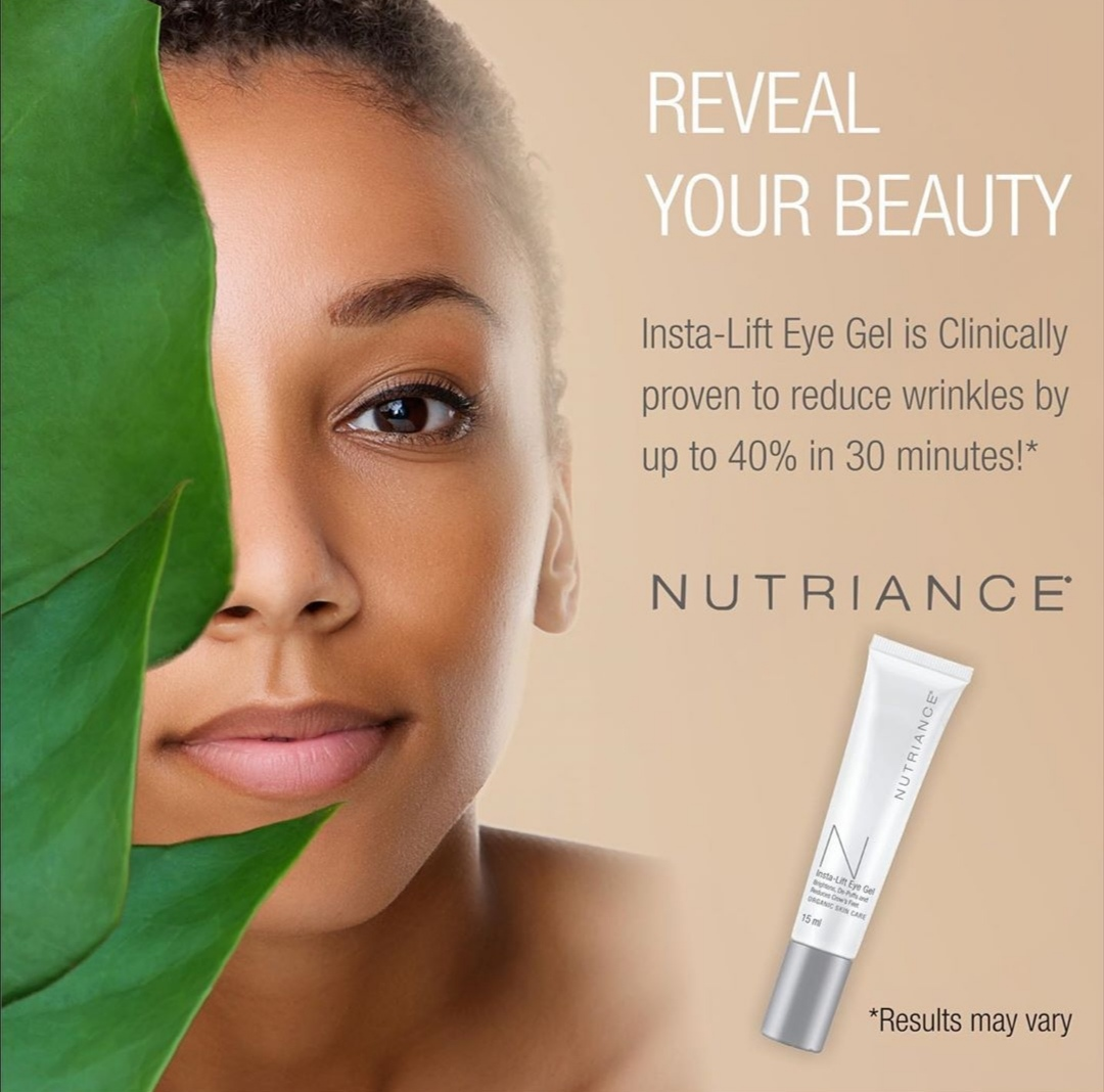 Neolife Nutriance Insta Lift Eye Gel