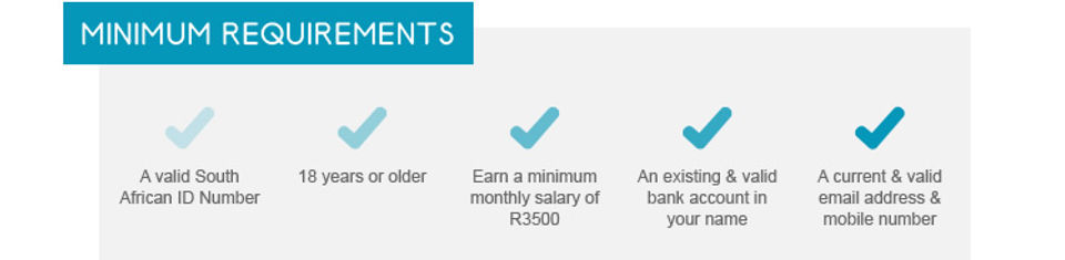 Minimum Requirements Mobicred - Annique Rooibos Health & Beauty