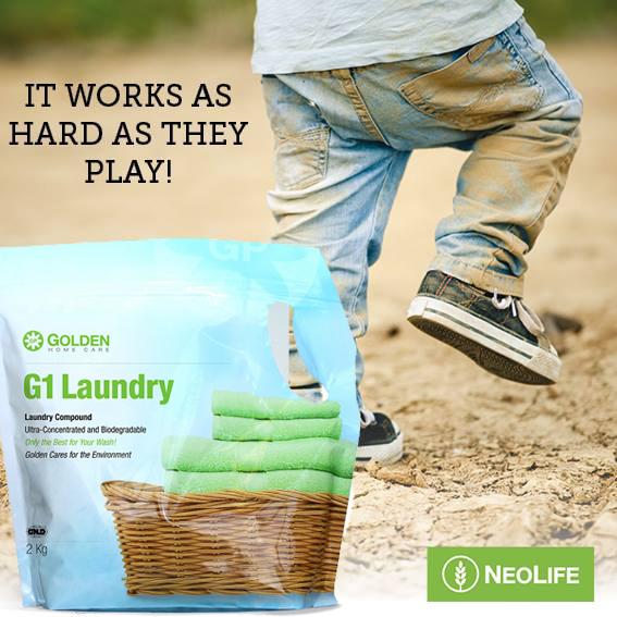 Neolife G1 Laundry www