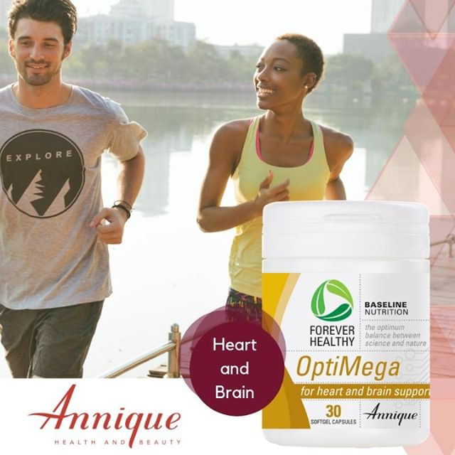 Annique Forever Healthy OptiMega