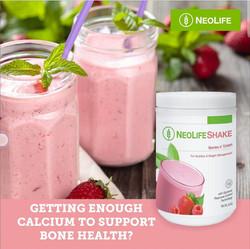 Neolife NeolifeShake Berries n Cream www