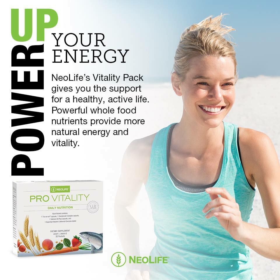 Neolife Nutritional Lifestyle