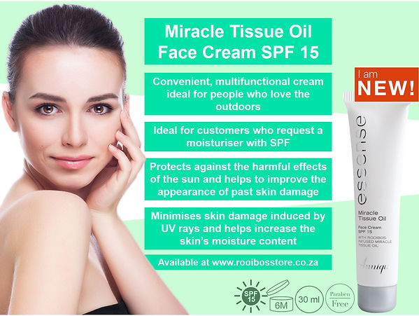 Annique Miracle Tissue Oil Face Cream SP