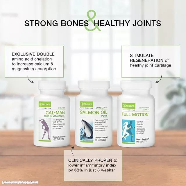 Neolife joint health care