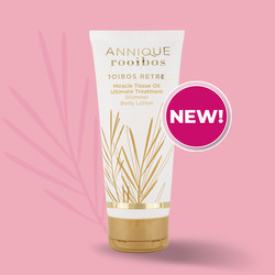 Annique Miracle Tissue Oil Shimmer Body Lotion (www.rooibosstore.co.za)