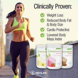 Neolife weightloss