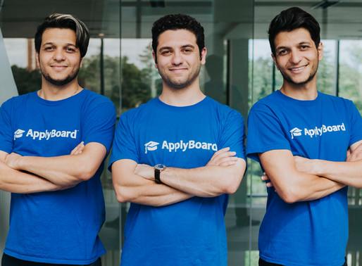 Canada's Newest Unicorn: Edtech Startup ApplyBoard Raises $75M At $1.4B Valuation