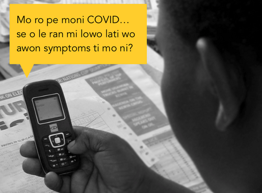 Congratulations to our portfolio company Proto on launching COVID-19 education chatbot for Nigeria!!