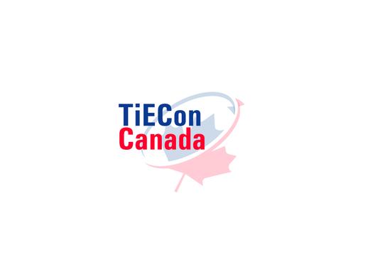 GCI speaks at TiECon Canada
