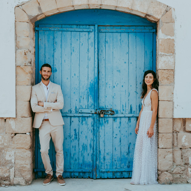חתונה מעבר לים