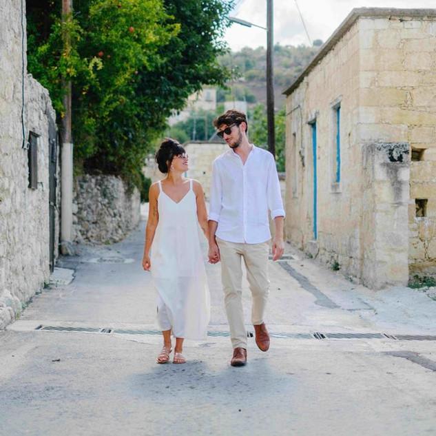 צילומי זוגיות בקפריסין