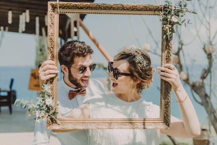 חתונה Overseas