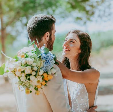 חתונה בטברנה יוונית