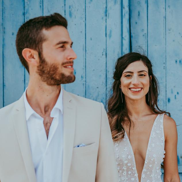 חתונה במרחק טיסה