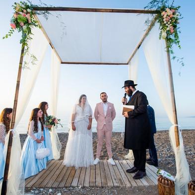 חתונה יהודית בקפריסין