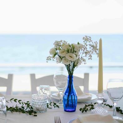 חתונה כחול לבן