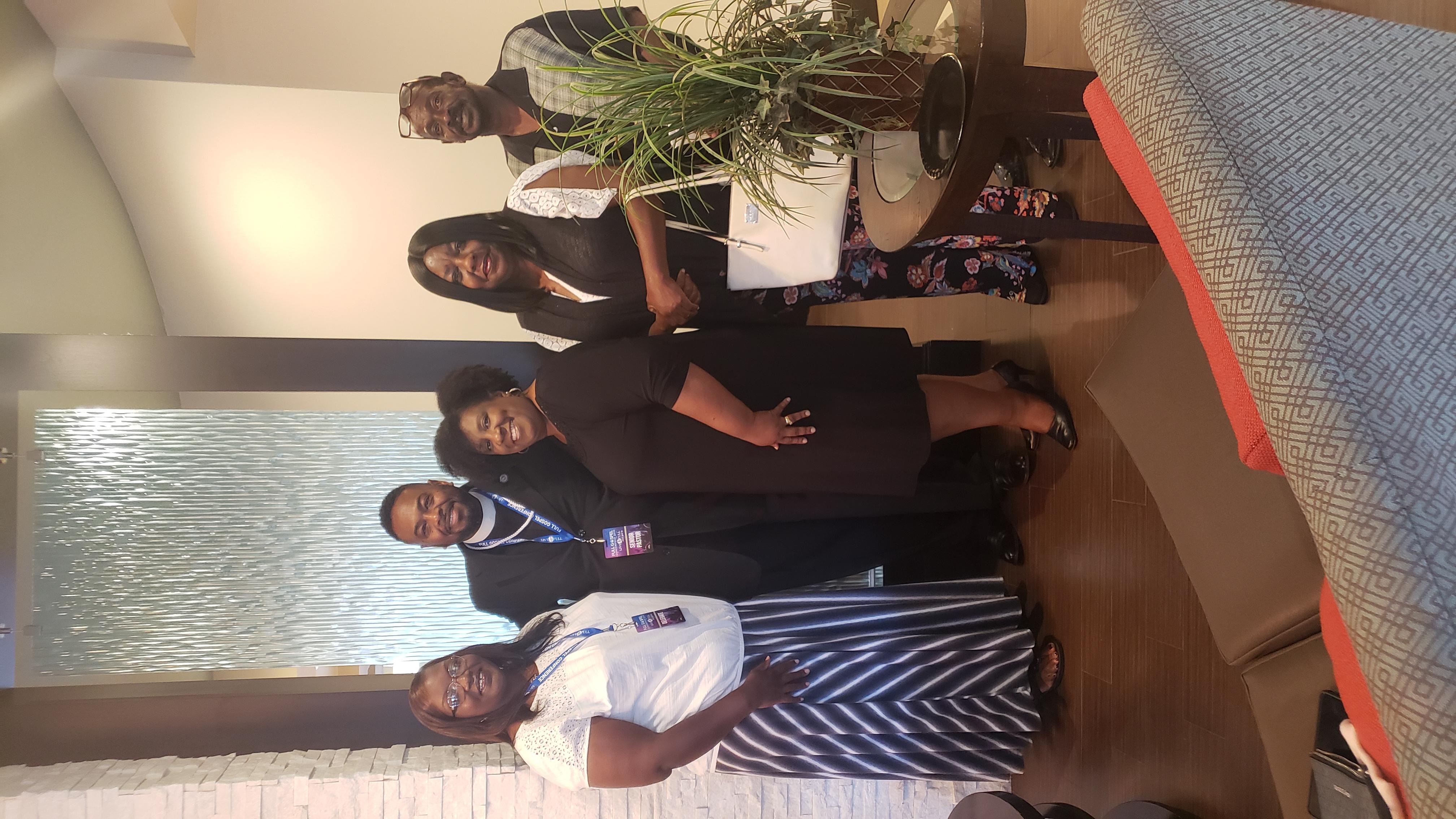 Full Gospel Baptist Fellowship 2019