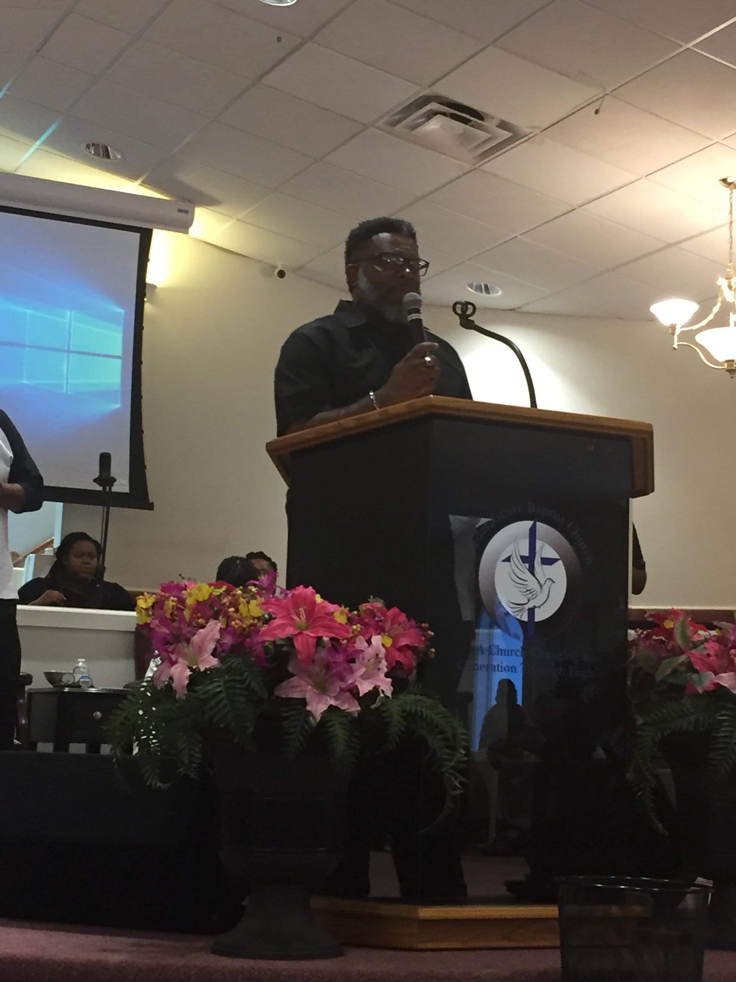 Pastor Butler L.I.V.E Conference 2019