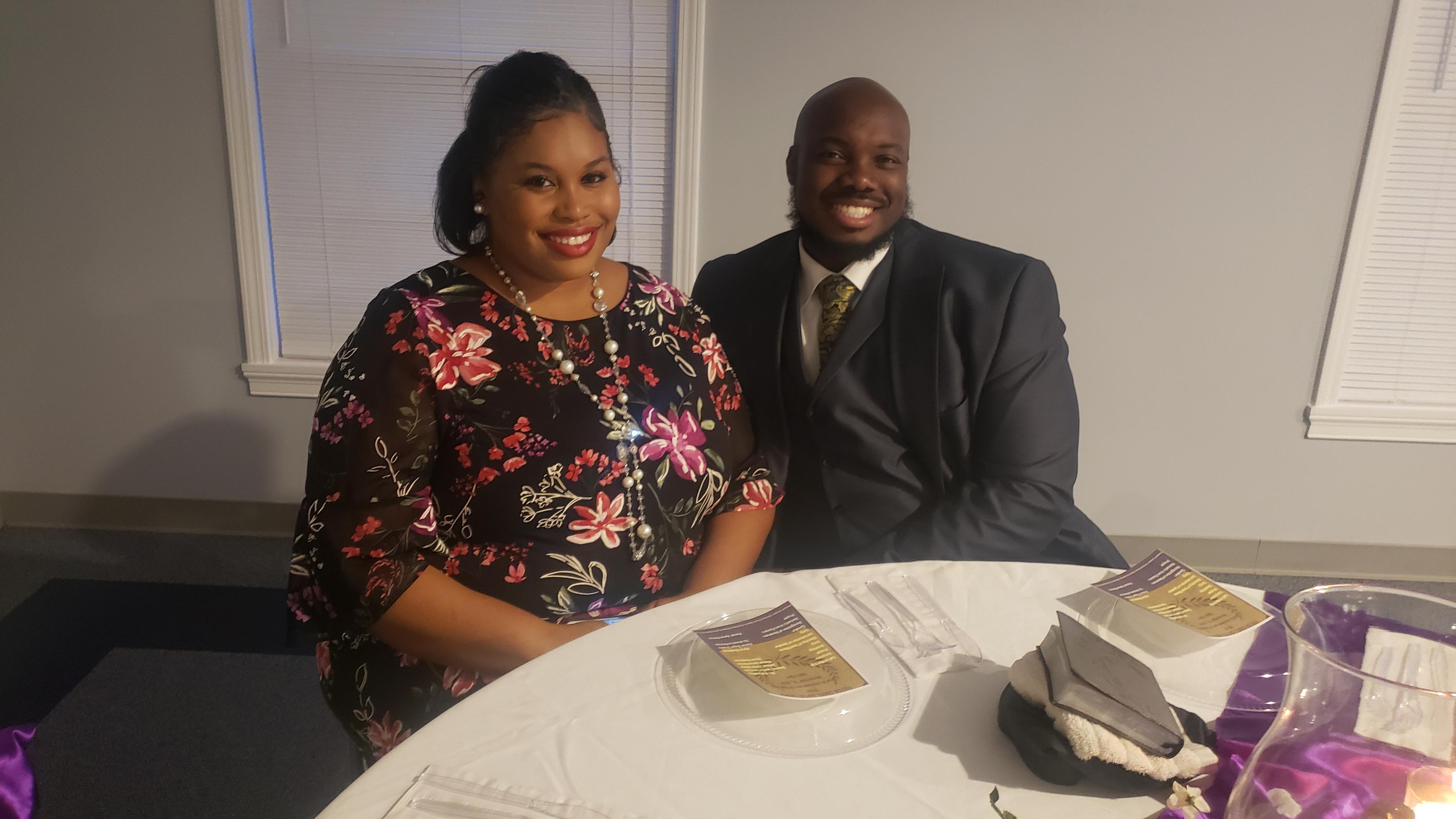 Guest Speaker Pastor & 1st Lady Croney