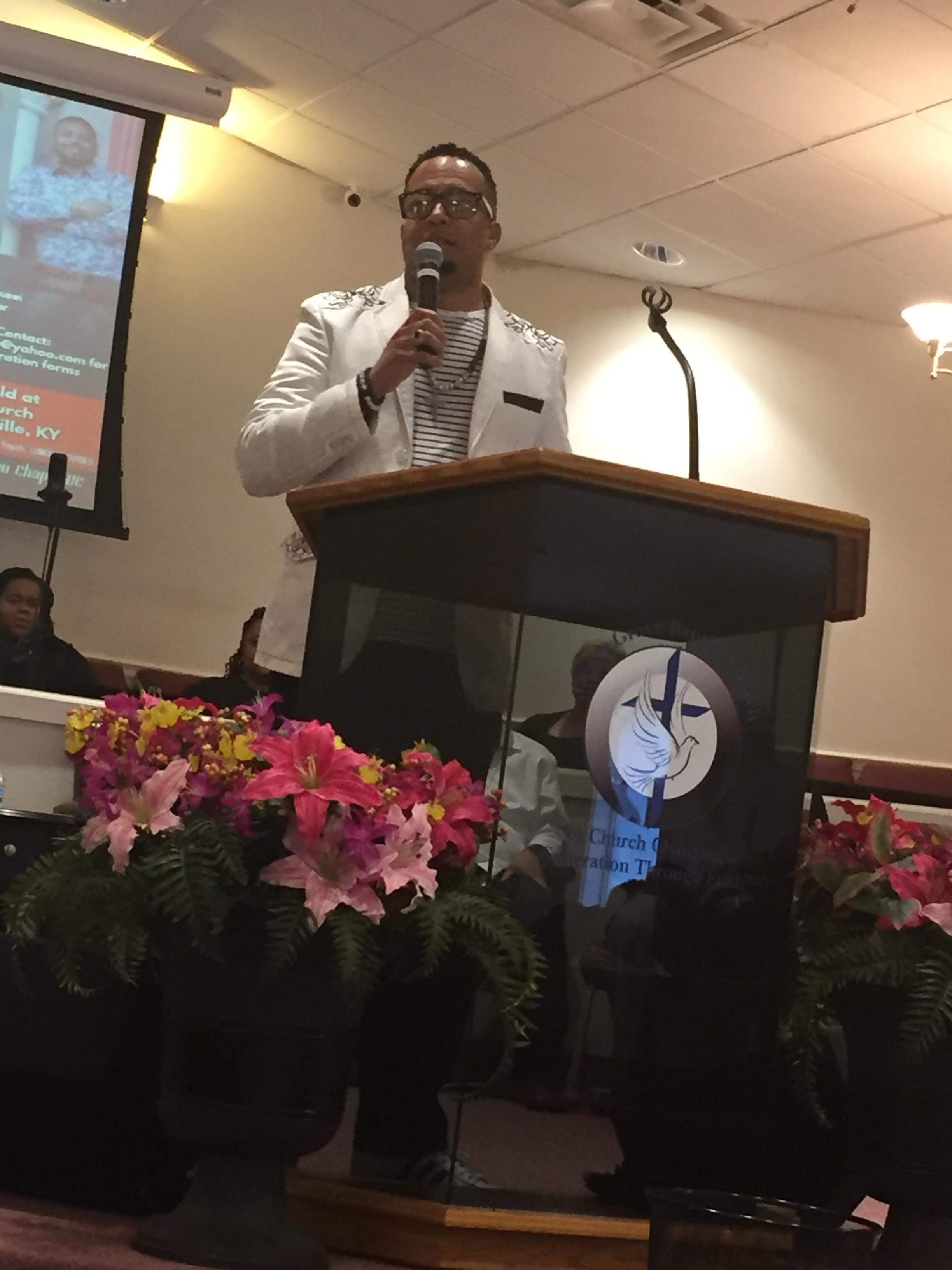 Overseer Satterfield L.I.V.E Conference 2019