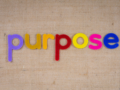 """A Belief in the """"Purpose"""" of Every Experience"""