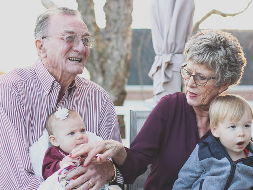 Older Americans' Month 2021: Giving Tribute to The Strength and Resilience of Our Elderly