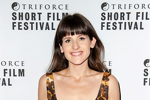 Carys Watford at TriForce Short Film Festival