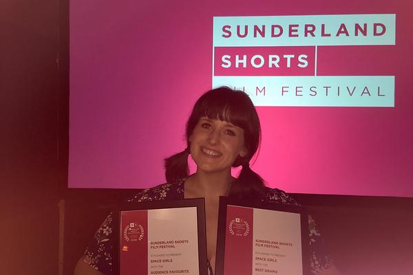 Carys Watford Sunderland Shorts Film Festival