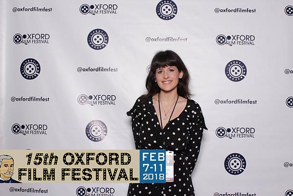 Carys Watford Oxford Film Festival