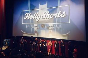 Carys Watford at HollyShorts Film Fesival