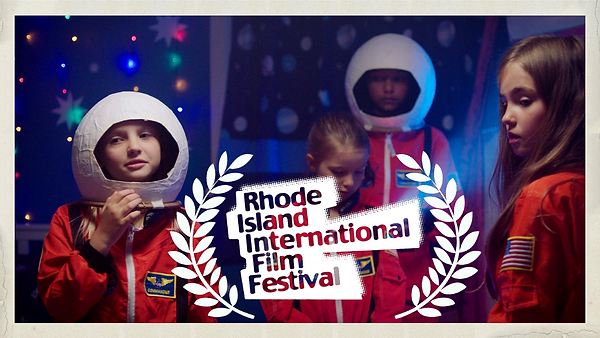 Space Girls Flickers' Rhode Island International Film Festival