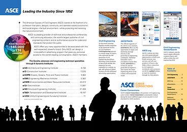ASCE Media Kit Spread