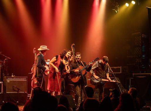 "Boulder Based Bluegrass Band ""Bowregard"" releases debut album!"