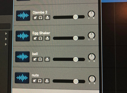 I reckon it's time to hit the studio..