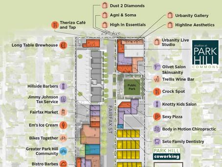 New Developments in Park Hill, Denver - Park Hill Commons