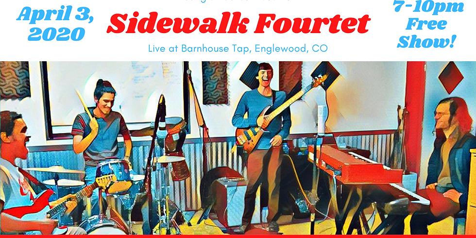 04/03 - Sidewalk Fourtet @ Barnhouse Tap