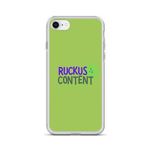 Ruckus Content Phone Case - iPhone 12 Pro Max