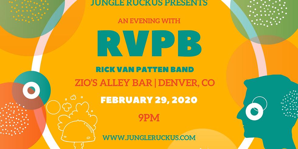 2/29 - RVPB @ Zio's Alley Bar