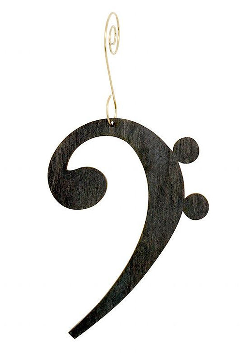 Music Note Ornament # 9972