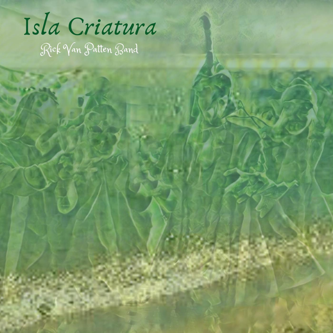 Isla Criatura - Front Cover