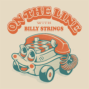 Billy Strings Releases a Talk Show!