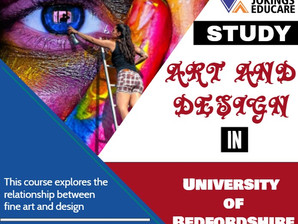 UNIVERSITY OF BEDFORDSHIRE (ART AND DESIGN)