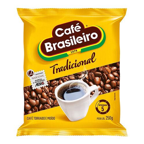 Café em Pó 250g - Brasileiro
