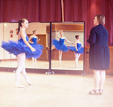 McDermott School of Classical Ballet Teachers
